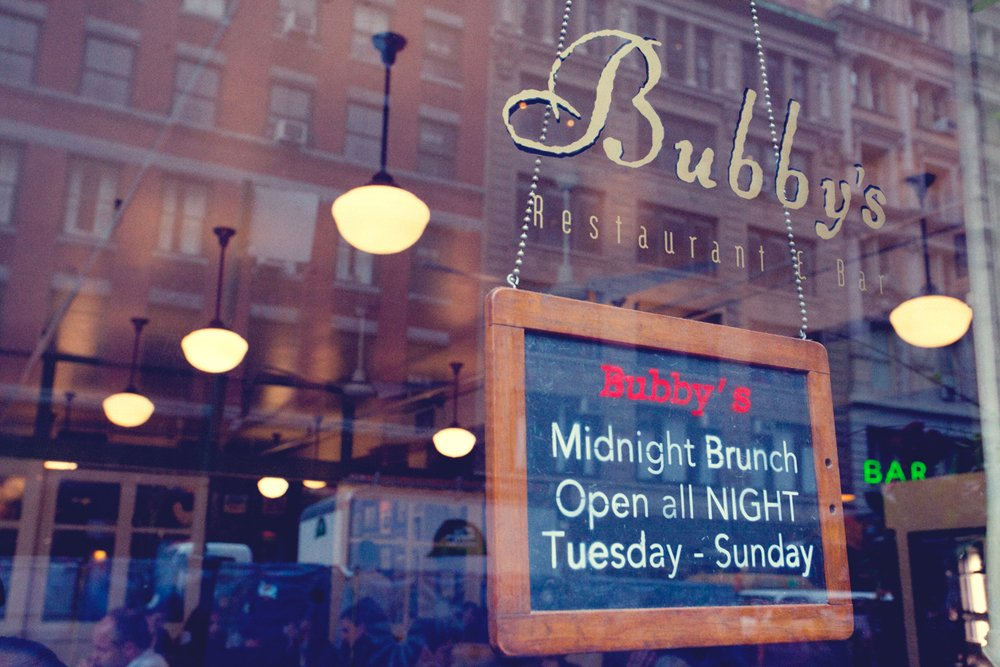 Bubbys+Tribeca