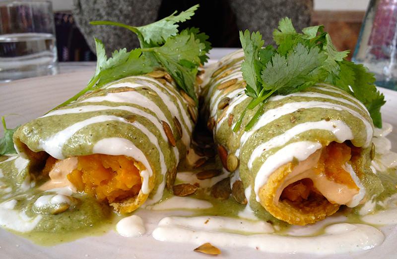 San-Francisco-Pumpkin-Inspired-dish-Gracias-Madre-Quesadilla